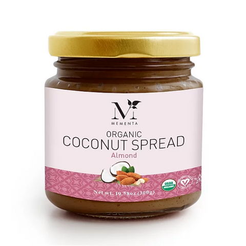 Organic Coconut Spreads - Almond
