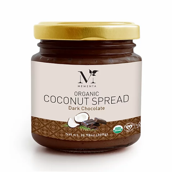 Organic Coconut Spreads - Dark Chocolate