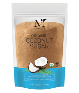 Organic Coconut Sugar - 16 oz. pouch