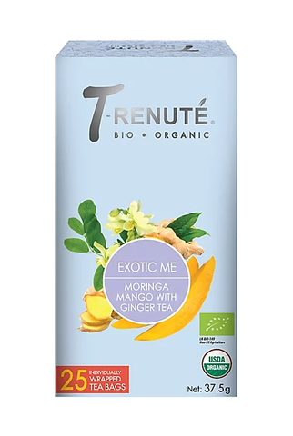 T-Renute Organic Teas (300 Tea Bags) - Exotic Me