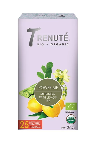 T-Renute Organic Teas (300 Tea Bags) - Power Me