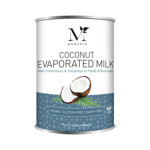 Coconut Evaporated Milk, 13.5 oz