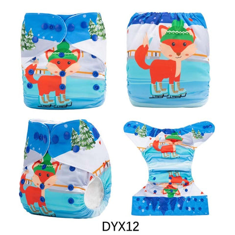 Holiday pocket DYX12