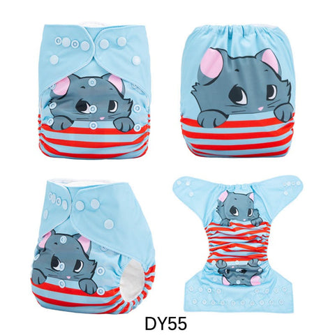 Position Print pocket DY55