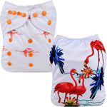Position Print Pocket Nappy P203