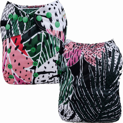 Position Print Pocket Nappy P210