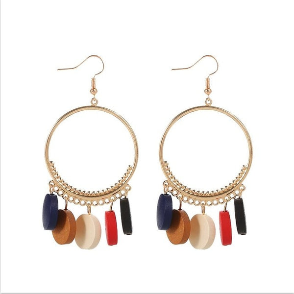 Earrings model Label - MEEDIL