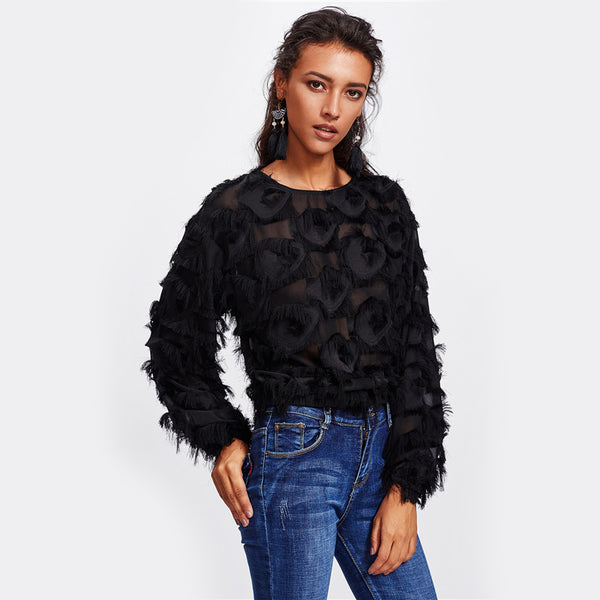 Top small fringes - MEEDIL