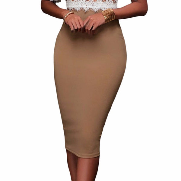 Skirt model Empire (2 Colors) - MEEDIL