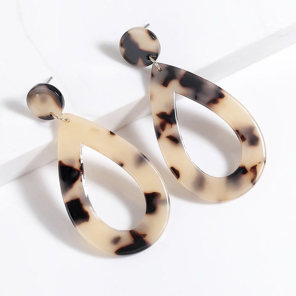 Leopard earrings (4 Colors) - MEEDIL