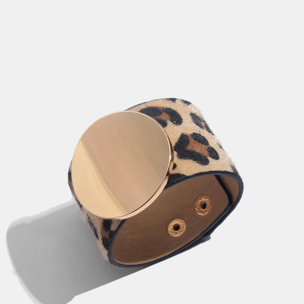 Bracelet model Leopard (2 Forms, 2 Colors) - MEEDIL