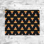 Candy Corn Queer Zip Pouch