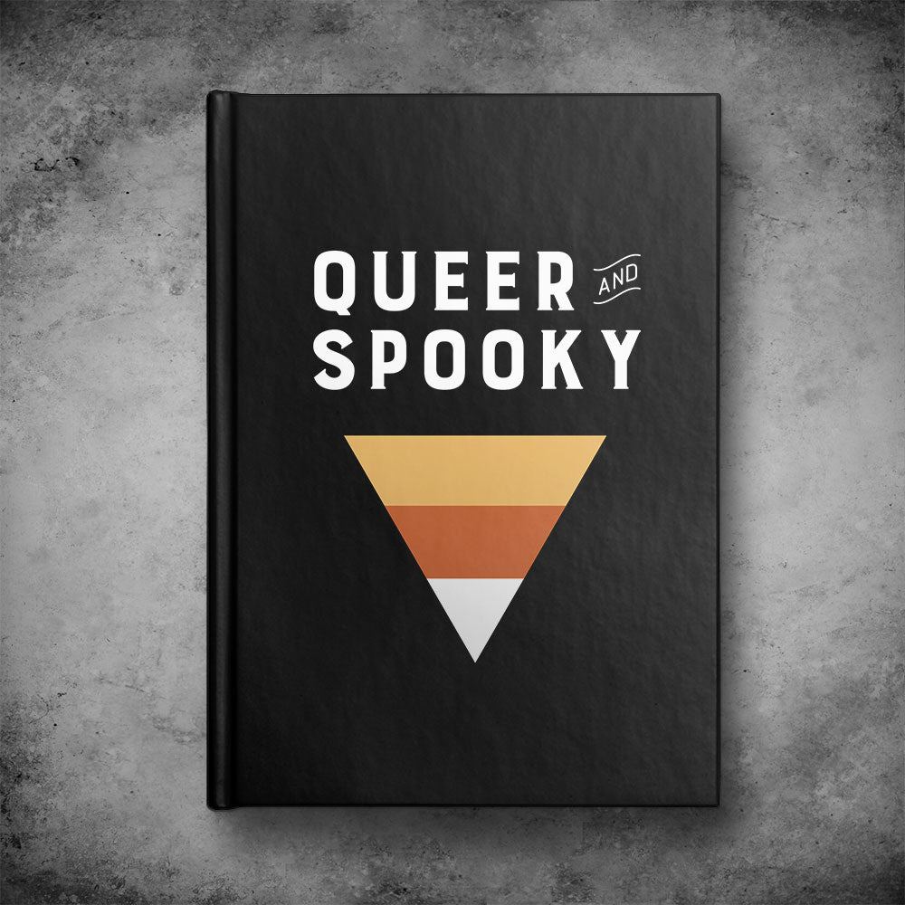 Queer and Spooky Journal