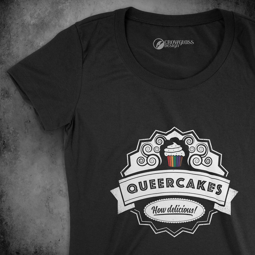 Queercakes Shirt