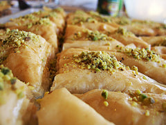 Sam's Famous Baklava (Restaurants)
