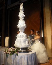 The Tradition Behind Wedding Cakes