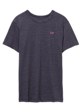 Load image into Gallery viewer, Men's Dockside T Midnight Stripe