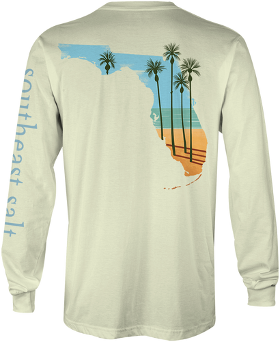 Retro Florida Long Sleeve