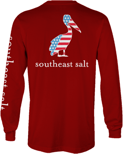American Pelican Long Sleeve