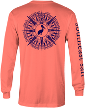 Load image into Gallery viewer, Original Compass Long Sleeve