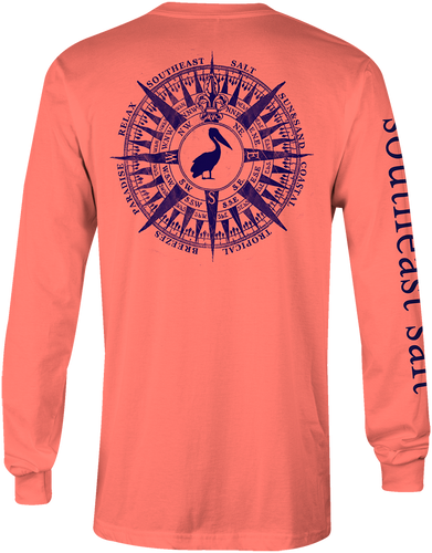 Original Compass Long Sleeve