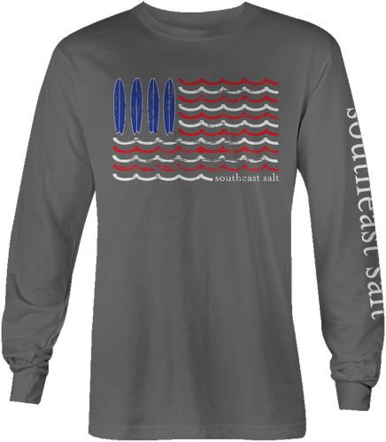 Surf America Long Sleeve