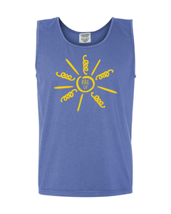 Tank Top - Flo Blue