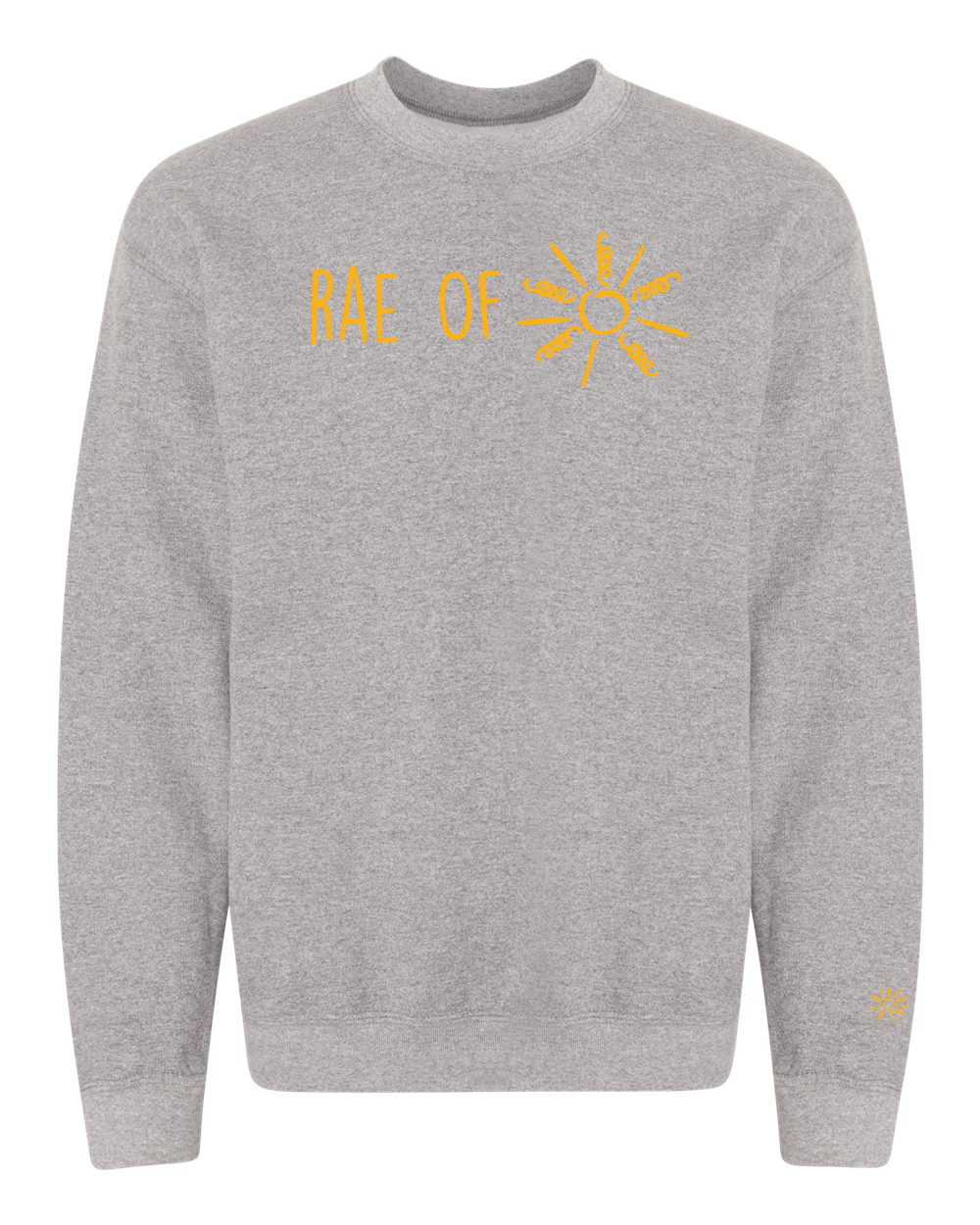Sweatshirt - Sport Grey