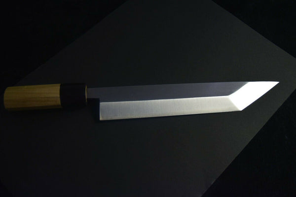 Japanese Chef knife *Keijiro Doi* Blue 2 Unagisaki 225mm from Japan *F/S*