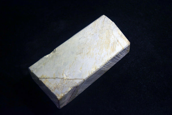 Japanese Natural Whetstone Shohonyama Shobudani Suita 1090g from Kyoto *F/S*