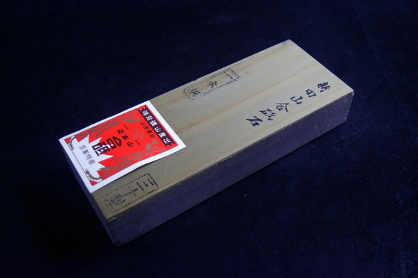 Japanese Natural Whetstone  Shinden Tomae Ipponsen 30' Size from Kyoto *F/S*
