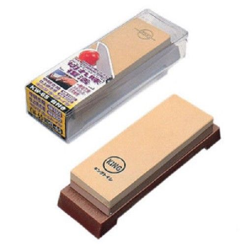 Japanese King Whetstone 1000/6000 sharpening water stone F/S From Japan