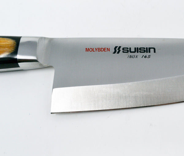【Suisin】 INOX steel Japanese Deba Knife- 165mm from Japan 【Free Shipping】