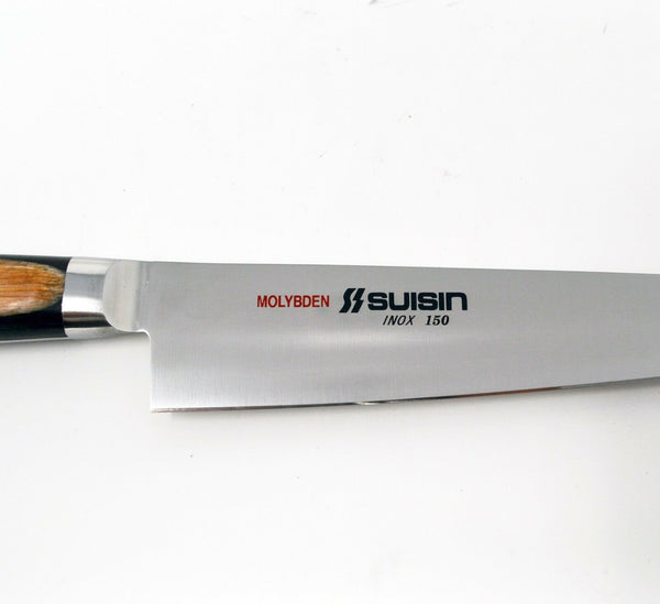 【Suisin】 INOX steel Japanese Paring - Petty Knife 80mm -150mm from Japan *F/S* (2019062402)