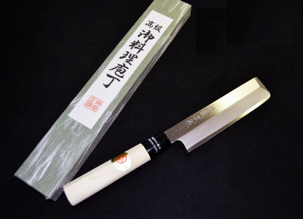 Japanese Kitchen / Chef knives  Sakai Yasutsugu Usuba 140mm from Japan F/S