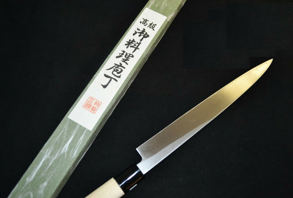 Japanese Kitchen / Chef knives Made in Sakai Yanagiba 240mm from Japan F/S