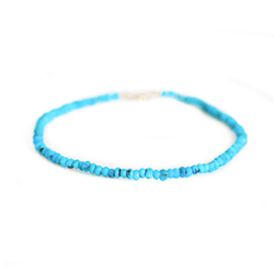 Sleeping Beauty Mine Turquoise Bracelet