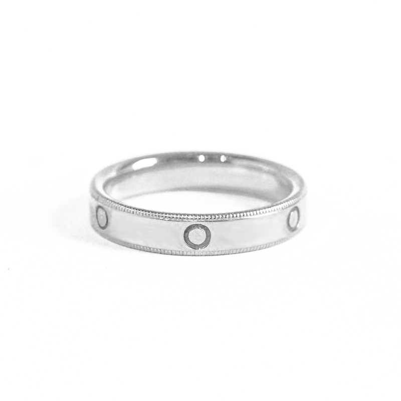 Forever Circle Ring