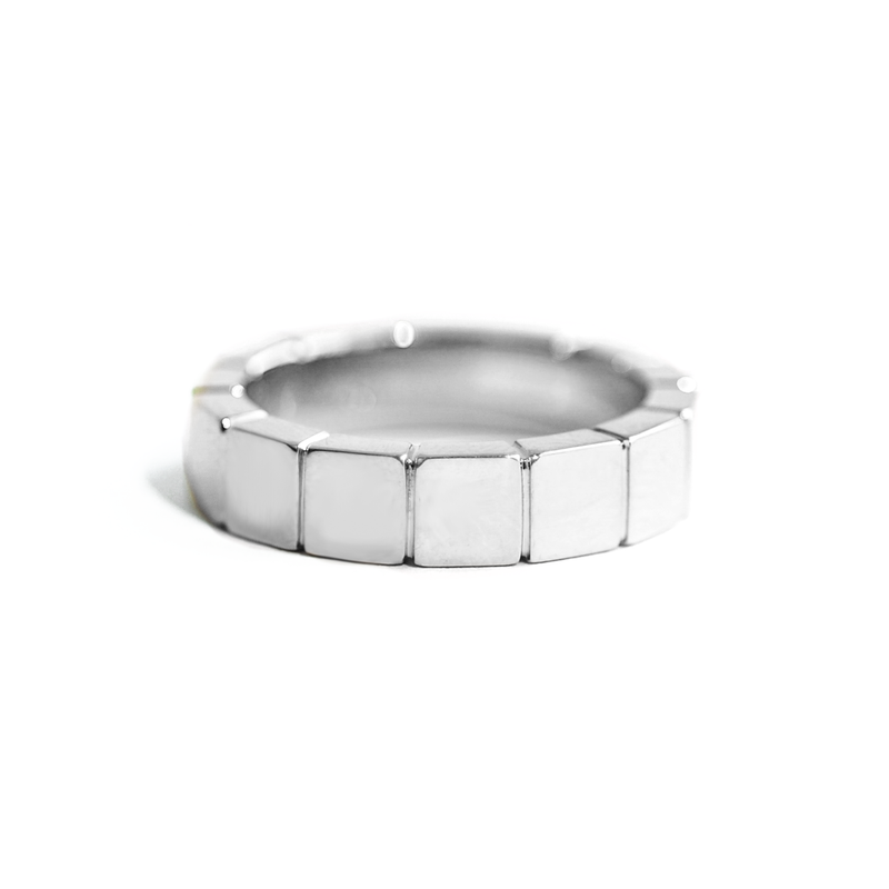 5mm Notched Band Ring