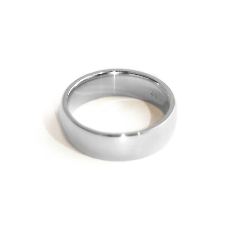 5mm Classic Wedding Band Ring
