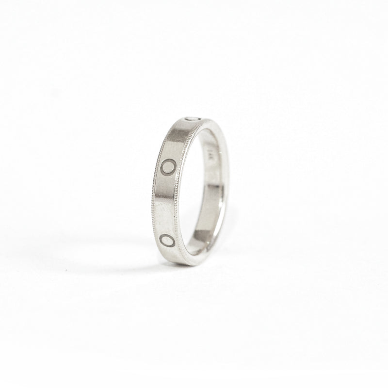 Smooth Circle Ring