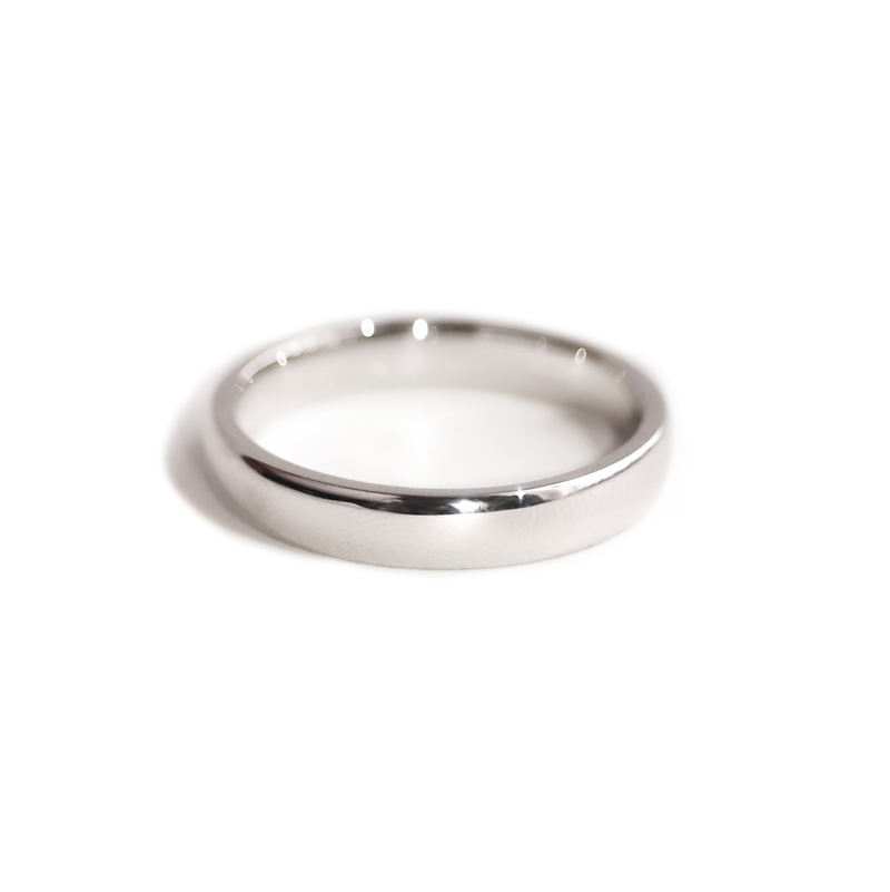 4mm Classic Wedding Band Ring