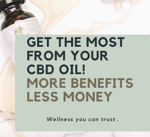 How to use CBD oil | Get more CBD oil benefits.