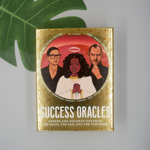 Success Oracle Cards