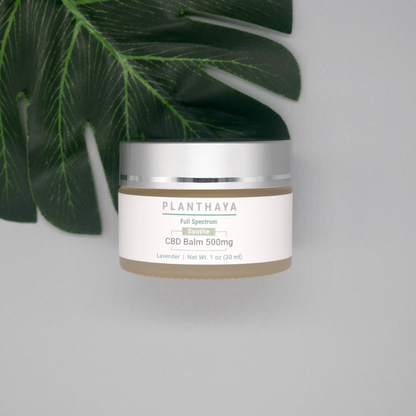 Soothe CBD Balm Product image