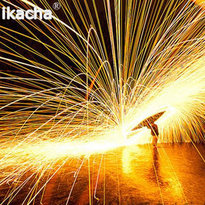 Steel Wool Photography Kit