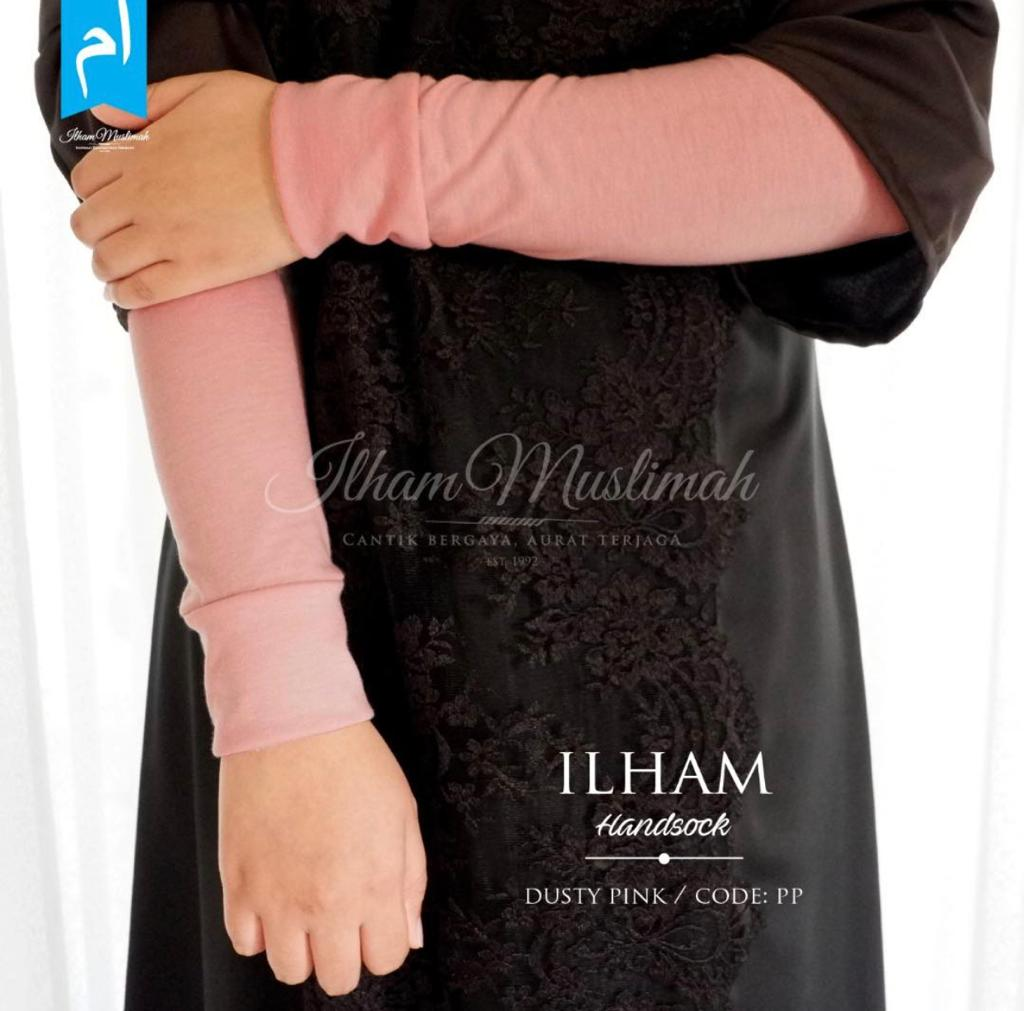 Handsocks / Cotton Socks (Mix & Match Discount Bundle / Individual Purchase) By Ilham Muslimah