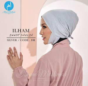 Authentic Inner Dagu Dahlia By Ilham Muslimah
