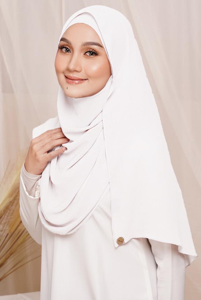 Sadia Long Shawl By Radiusite