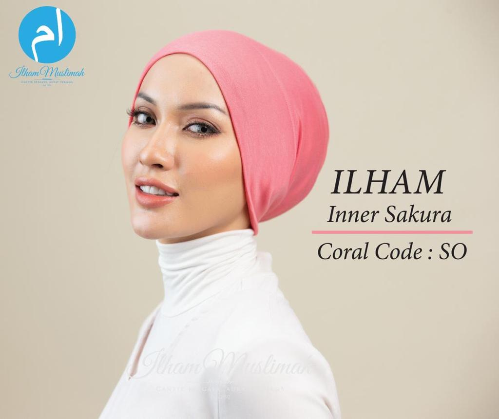 Authentic Inner Sakura By Ilham Muslimah